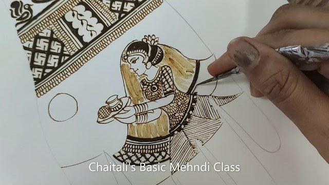 Dulhan Mehndi Design Bridal Mehndi Artist In Ahmedabad